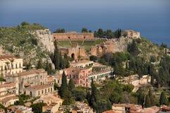 西西里岛 库存图片
