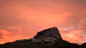 西西里岛 图库摄影