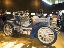 1902年默西迪丝单缸40PS 库存照片