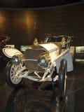 1908年默西迪丝75 PS Doppelphaeton 免版税库存图片