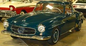 1960年默西迪丝190 SL 库存照片