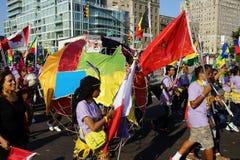 2015西部印地安天游行第3部分14 免版税库存照片