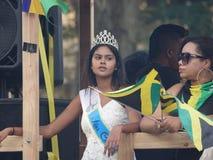2016西部印地安天游行第2部分15 免版税库存照片
