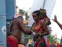 2016西部印地安天游行第2部分33 免版税库存照片