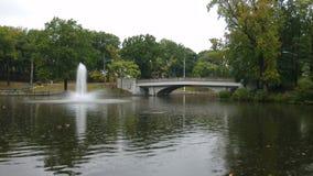 西部哈德森公园 库存照片