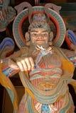 西部国王, Bulguk寺庙,韩国共和国 库存照片