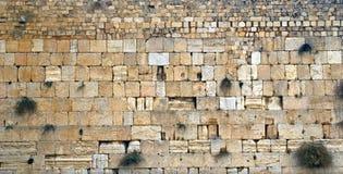 西部墙壁,耶路撒冷,以色列 库存照片
