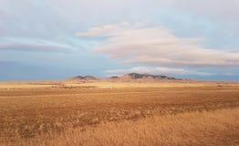 西部小山,蒙大拿,美国 库存照片