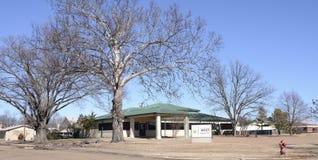 西部巨蟹星座中心,西部孟菲斯, TN 免版税库存图片
