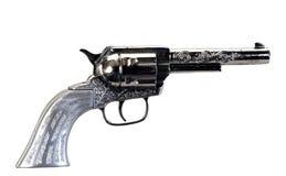 西部枪的玩具 免版税库存图片