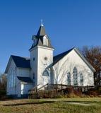 西部树丛教会 库存照片