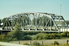 西部桥梁 免版税库存照片