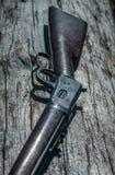 西部步枪-杠杆行动 库存照片