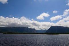 西部溪的池塘 免版税库存图片