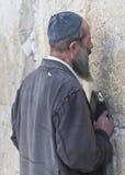 西部祷告的墙壁 免版税库存图片