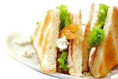 西部2个食物的系列 免版税库存照片