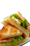 西部2个食物的系列 免版税库存图片