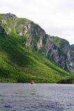 西部7条溪的池塘 免版税图库摄影