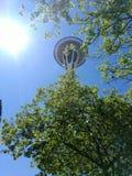 西雅图市 免版税图库摄影