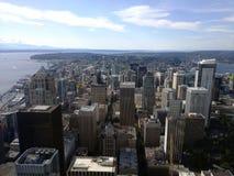 西雅图市 免版税库存图片