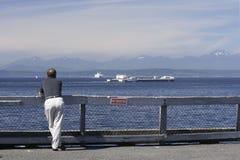 西雅图旅游业 免版税库存照片