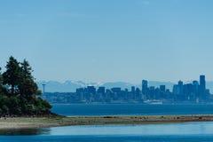 西雅图视图 图库摄影