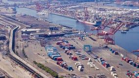 西雅图造船厂时间间隔 影视素材