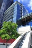 西雅图香港大会堂 免版税库存照片