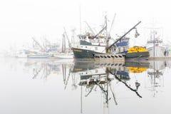 西雅图, WA - 2017年10月28日:渔夫` s终端 免版税库存图片