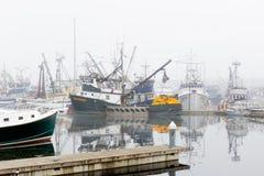 西雅图, WA - 2017年10月28日:渔夫` s终端 库存图片