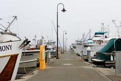 西雅图, WA - 2017年10月28日:渔夫` s终端 图库摄影