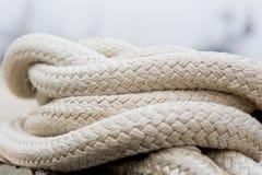 西雅图, WA - 2017年10月28日:绳索接近,渔夫` s终端 免版税图库摄影