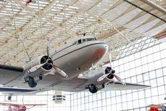 西雅图, WA - 2017年4月8日:飞行博物馆在西雅图,华盛顿,美国 库存图片