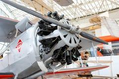 西雅图, WA - 2017年4月8日:飞行博物馆在西雅图,华盛顿,美国 库存照片