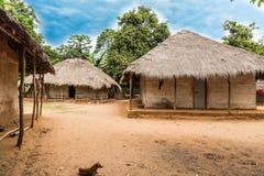 西非几内亚比绍Bijagos海岛 免版税库存照片