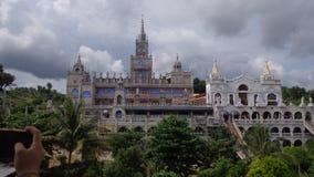 西马拉修道院 库存图片