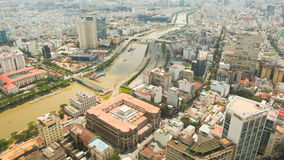 西贡市 俄罗斯, Khanty-Mansiysk 库存照片