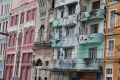 巴西建筑学 免版税图库摄影