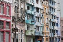 巴西建筑学 免版税库存照片
