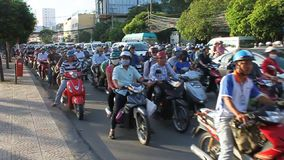 西贡(胡志明市) 股票视频