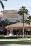 主要前面圆顶场所购物中心入口 免版税库存照片