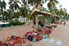 主要居住地印地安人guajiro  免版税库存照片