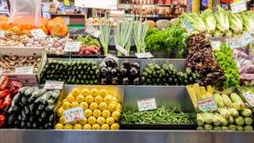 主要市场在阿德莱德,南澳大利亚 库存照片