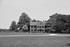 主要房子Middleton地方 库存图片