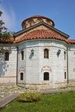 主要教会在中世纪Bachkovo修道院里 免版税库存图片