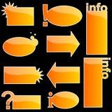 要素万维网 免版税库存图片