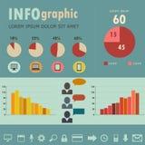 要素infographic集 库存图片