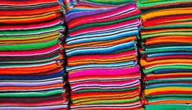 覆盖五颜六色的墨西哥 库存照片