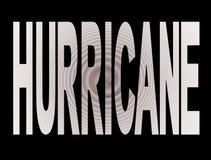 覆盖飓风打旋 库存图片