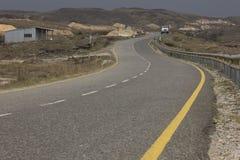 覆盖高速公路 图库摄影